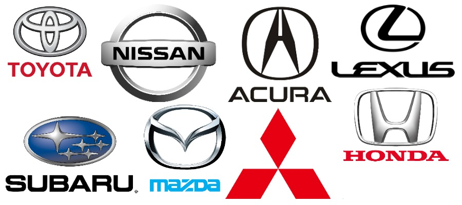 Japanese Car Brands >> Top 5 Best Japanese Car Brand Small Automatic Cars